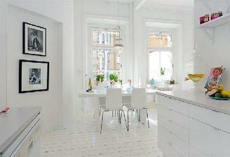 Tak tento byt je skutocne biely  ...fotky zial, nie su kvalitne
