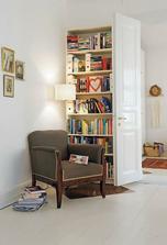 Určite chcem knižnicu aj keby mala byť takáto malinká. ;-)