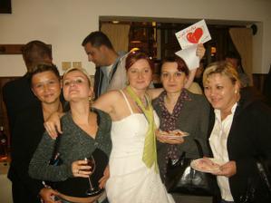 foto s přáteli
