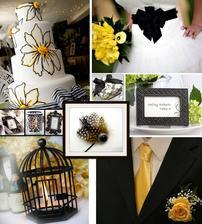 Čierna a žltá