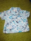 havajská košeľa, 80
