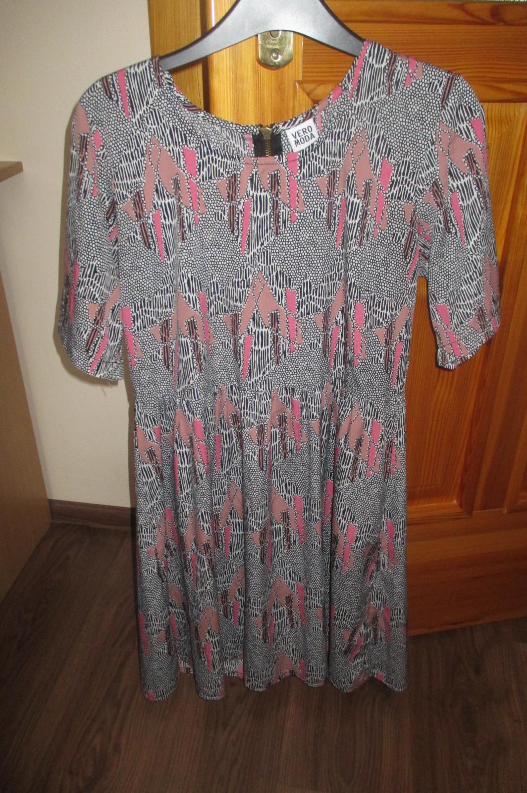 šaty vero moda - Obrázok č. 1