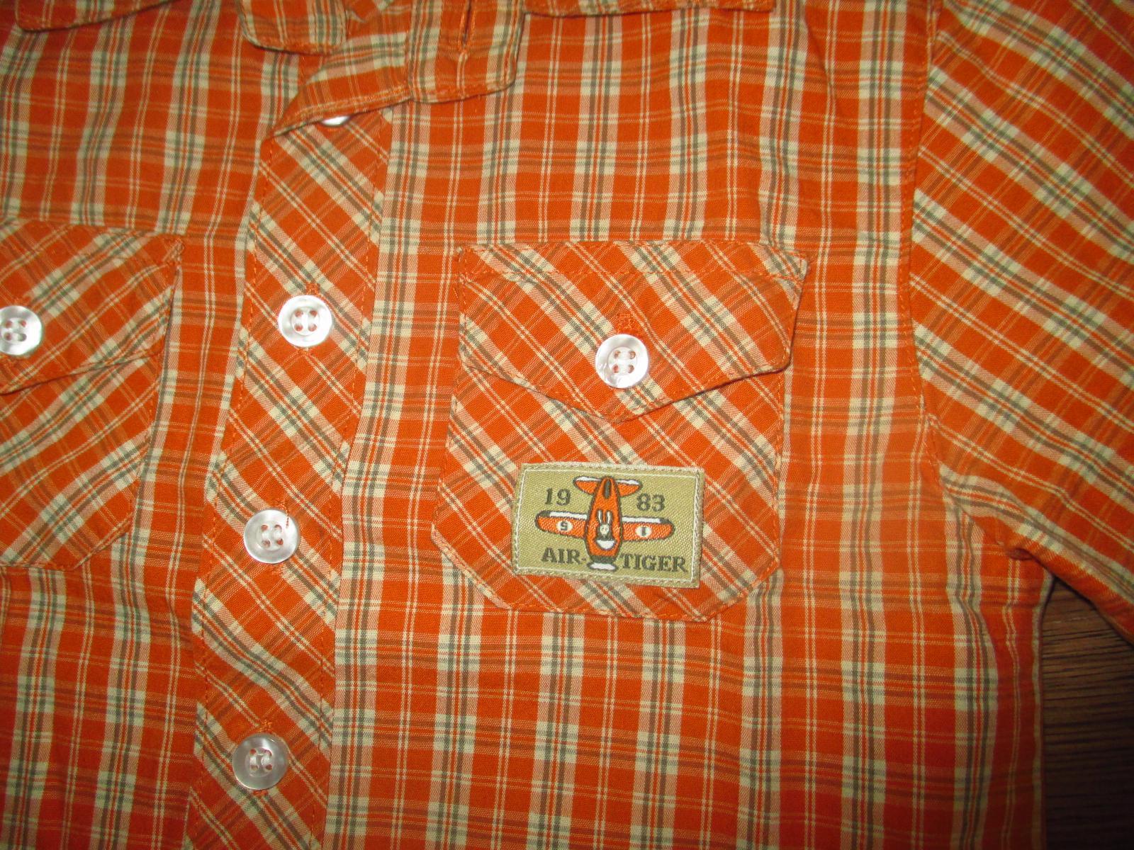 chlapcenská košeľa - Obrázok č. 2