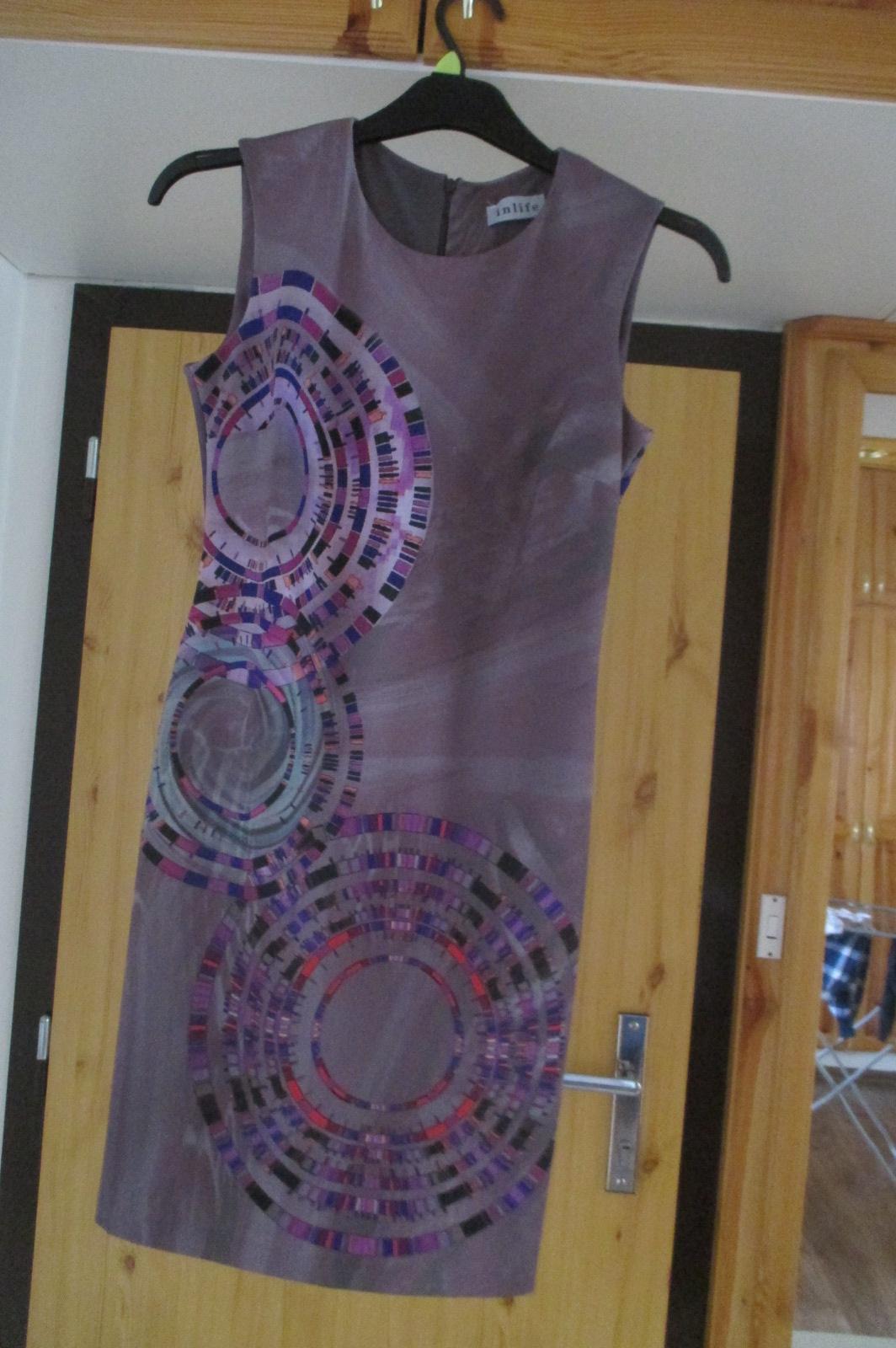 dámske šaty inlife s  - Obrázok č. 1