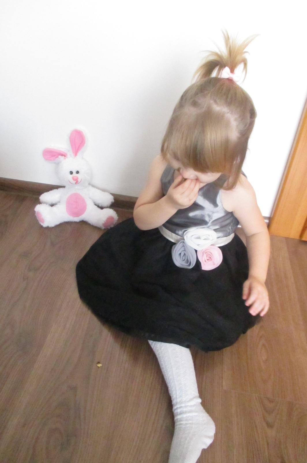 šatočky pre malú princeznú  - Obrázok č. 3