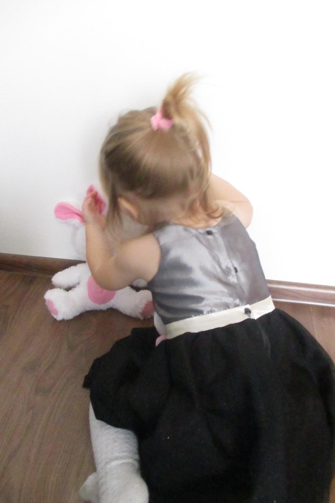 šatočky pre malú princeznú  - Obrázok č. 4