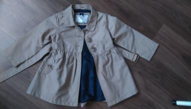Kabátik pre malú parádnicu - Obrázok č. 2
