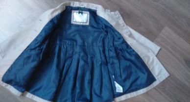 Kabátik pre malú parádnicu - Obrázok č. 3