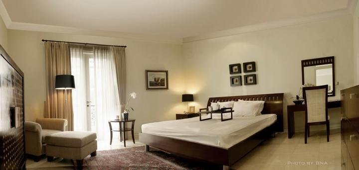 Čo sa mi páči... - viem že to je hotelová izba,alebo niečo podobné...ale páčia sa mi tie farby :)