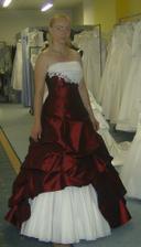 Poslední zkouška šatů