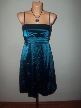 elegantné šaty  veľ.158/164 - Obrázok č. 1