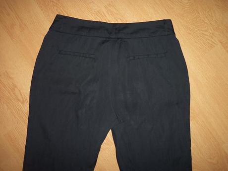 elegantné nohavice - Obrázok č. 3
