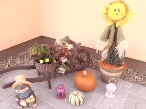 Zpestření podzimu...