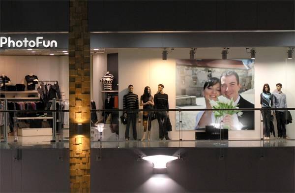Nora{{_AND_}}Martin - My v obchodnom dome :-)