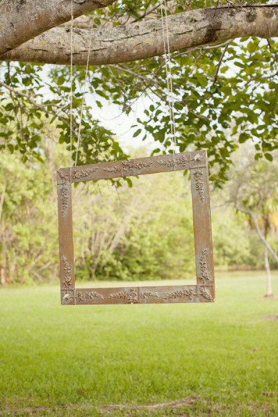"""Všetko handmade :o) - """"rámčekové"""" fotenie... najideálnejšie voľne dostupné aj pre svadobných hostí... :o)"""