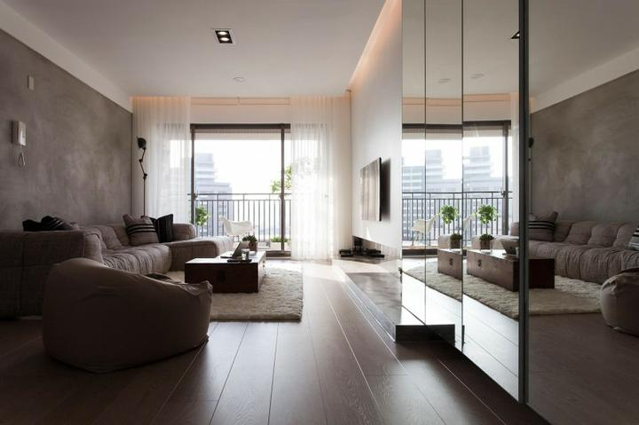 Apartmán v Taiwane od Fertility Design - Obrázok č. 1