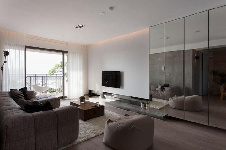 Apartmán v Taiwane od Fertility Design - Obrázok č. 3