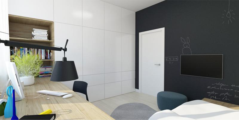 Private residence with vertical garden - Obrázok č. 11
