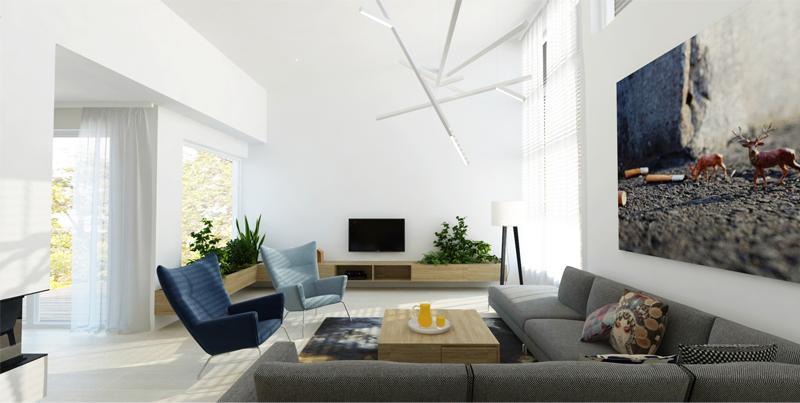 Private residence with vertical garden - Obrázok č. 3