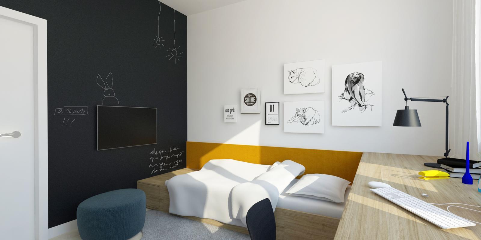 Private residence with vertical garden - Obrázok č. 10