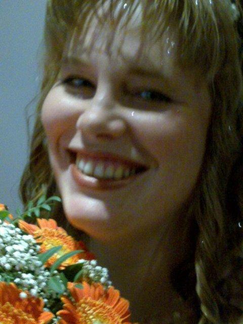 Martina Dobešová{{_AND_}}Jan Marek - já (foto z mobilu)