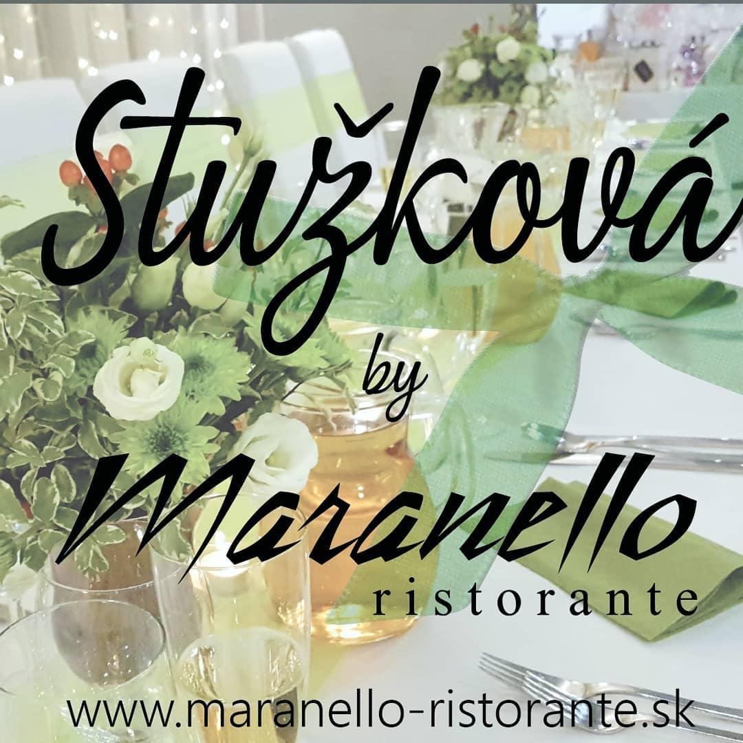 Stužková v Maranello-ristorante :) - Obrázok č. 1
