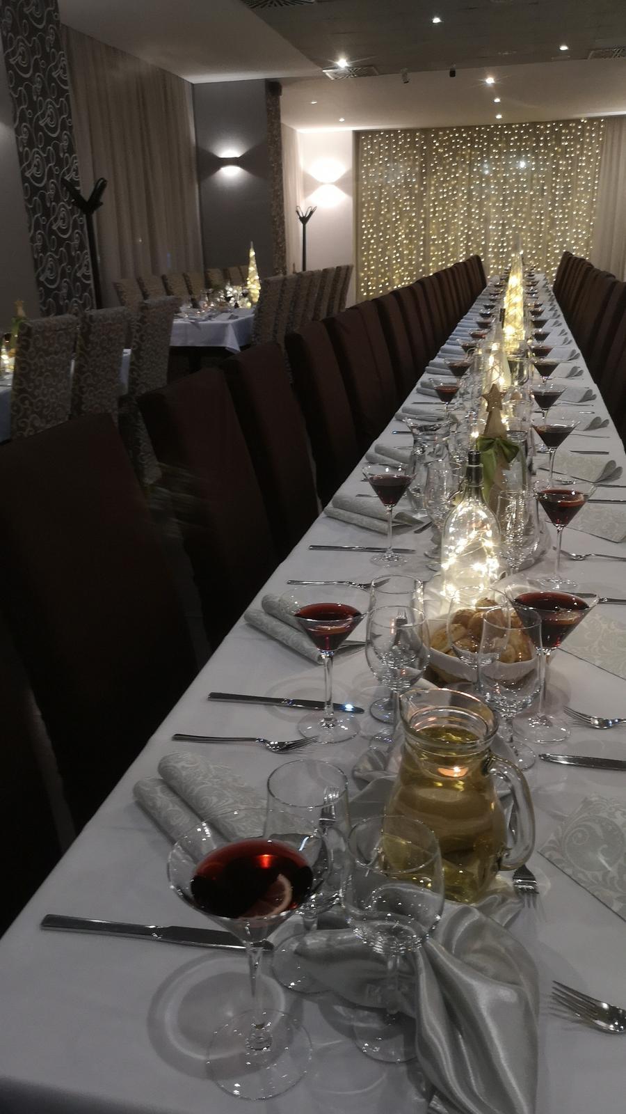 Firemný večierok v Maranello-ristorante - Obrázok č. 14