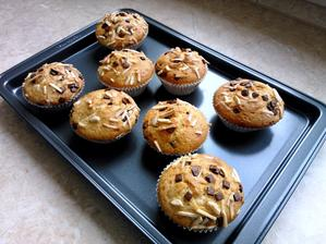 Vanilkové muffinky, provoněné odpoledne *