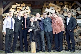 Vladouškův gang ;)