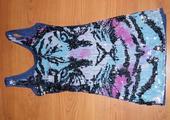 flitrované šaty , 36
