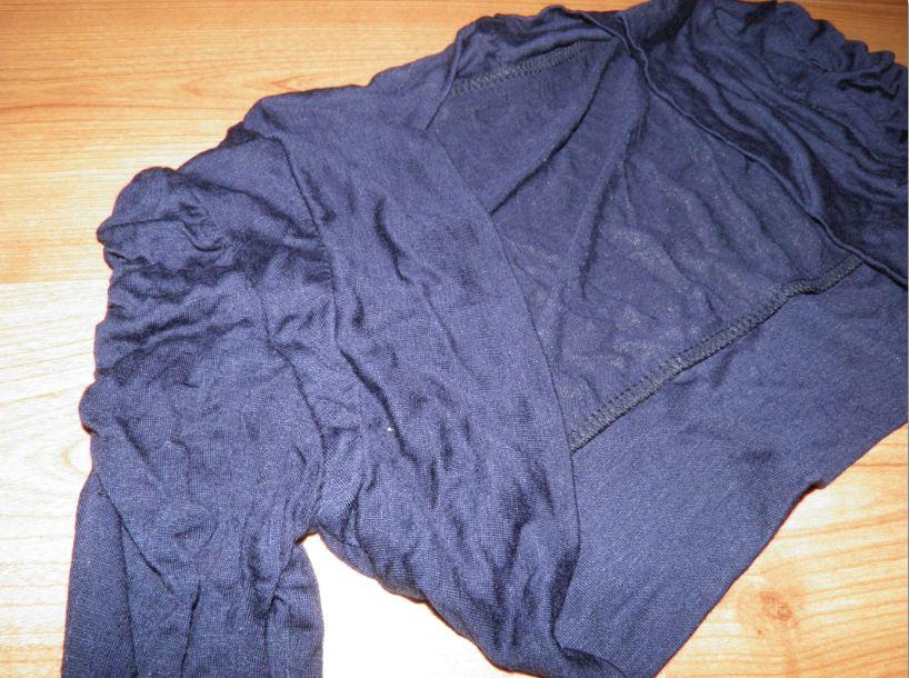 Modrofialové bolerko  - Obrázok č. 1