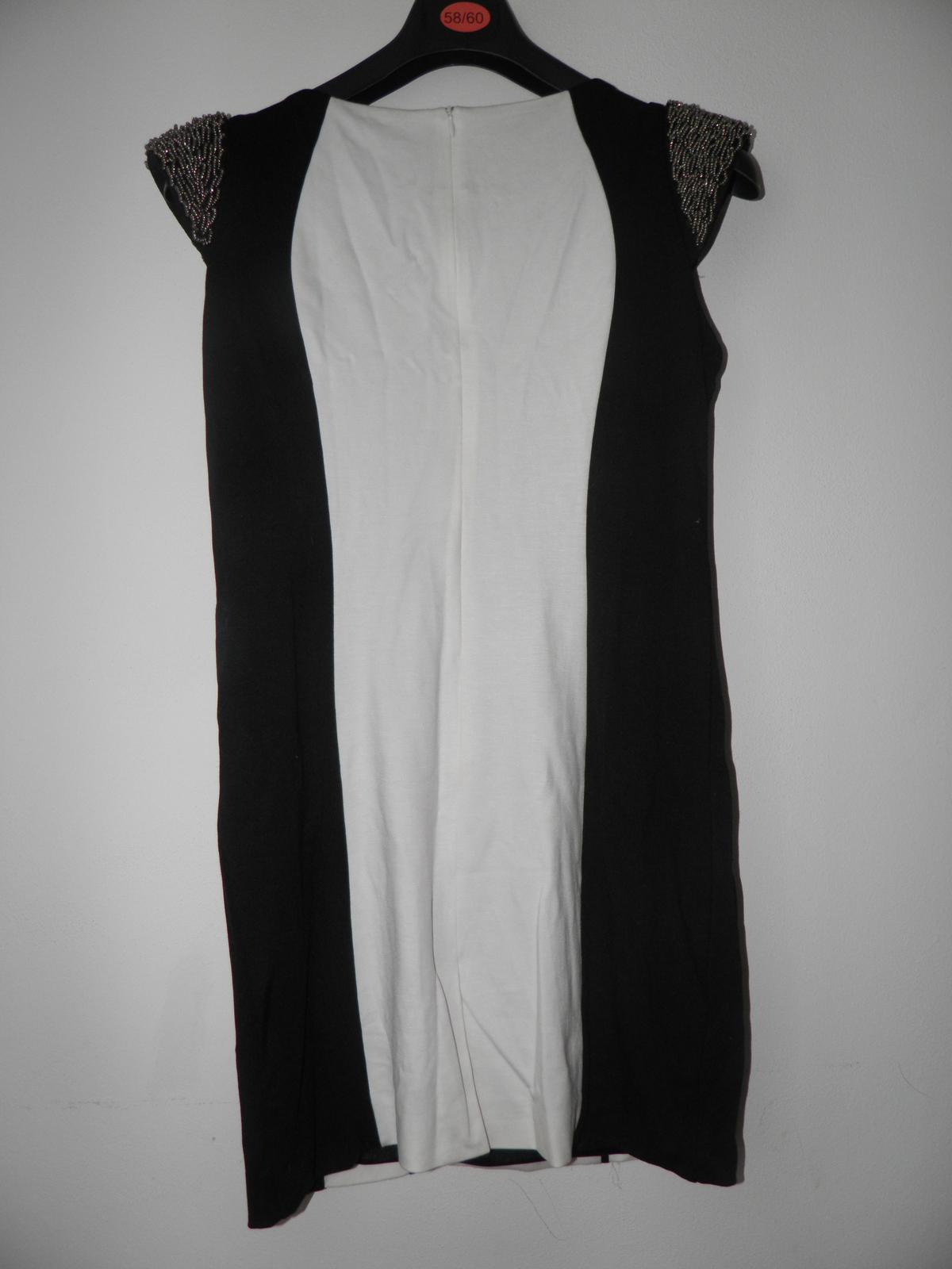 luxusné šaty z butiku, sedia na L/XL - Obrázok č. 4