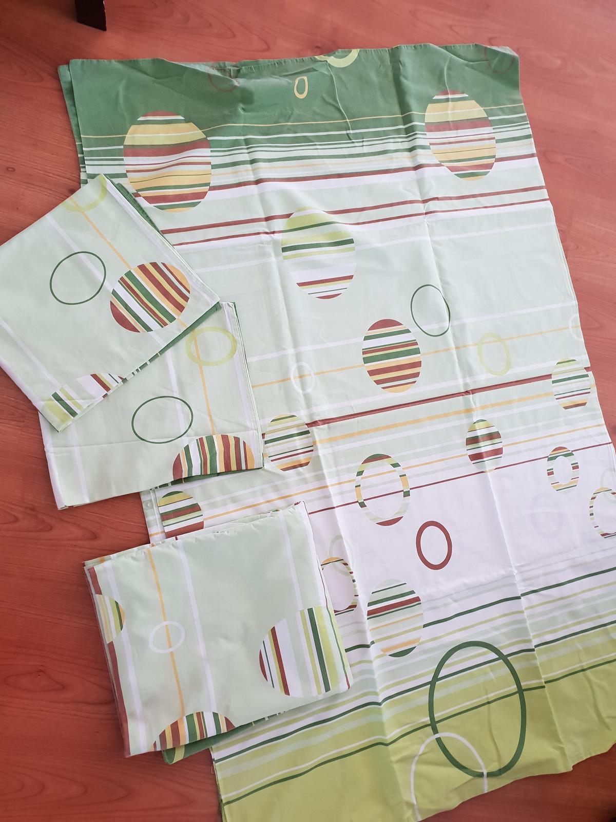 Postelne obliecky na manzelsku postel bavlnene - Obrázok č. 1