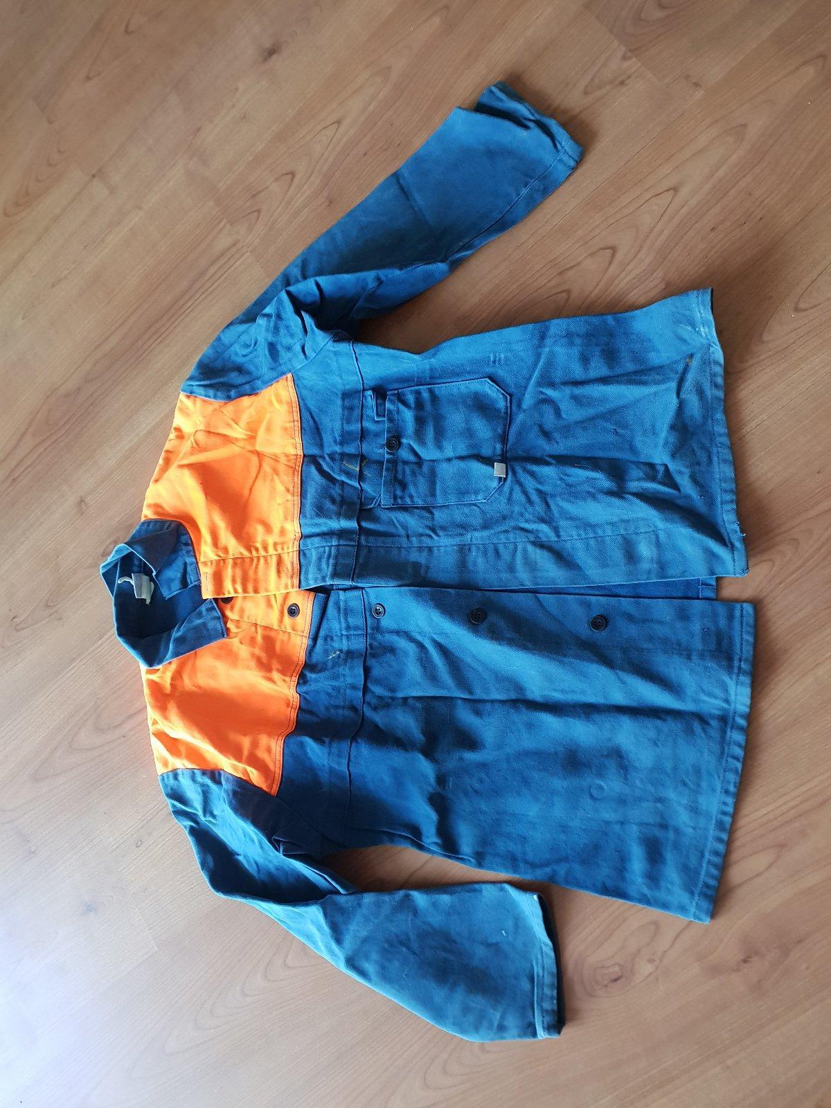 Monterkova bluza č. 54 - Obrázok č. 1