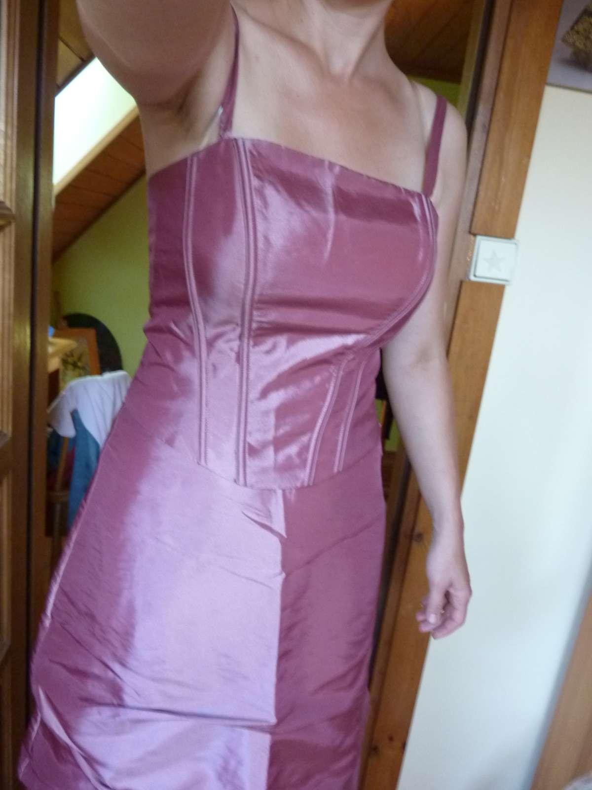 spoločenské šaty na stužkovú, ples - Obrázok č. 1