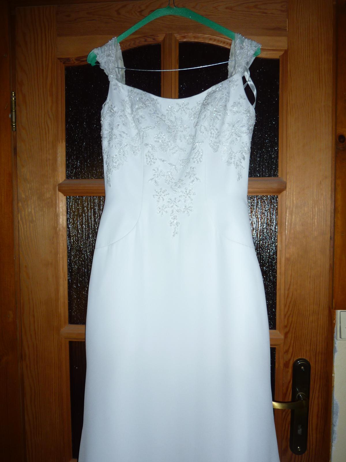 svadobné šaty Michelangelo z USA - Obrázok č. 2