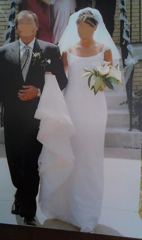svadobné šaty Michelangelo z USA - Obrázok č. 1