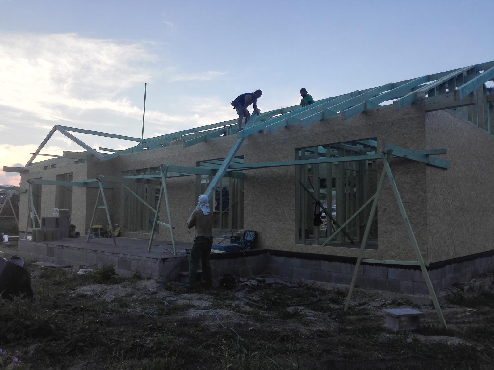 Keď si zmyslíme stavať dom - Obrázok č. 11