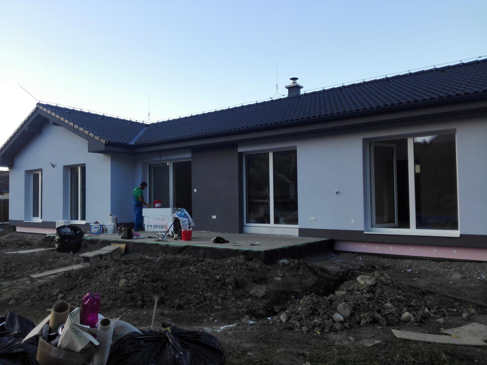 Keď si zmyslíme stavať dom - 18:30 stavba dokončenaaa :D