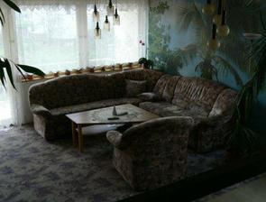 2. podlažie - obývačka