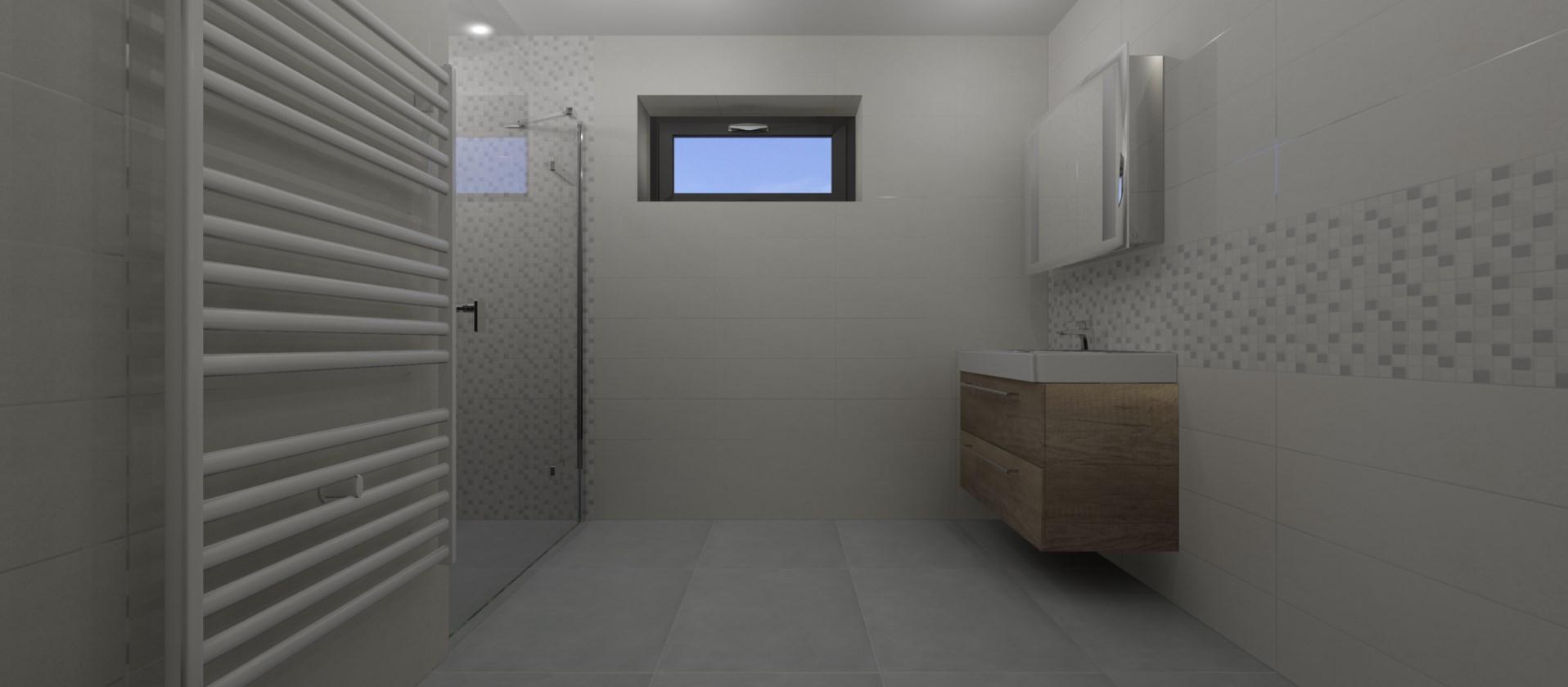 Koupelna přízemí - Obrázek č. 2