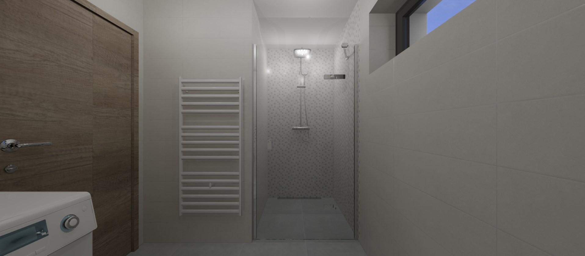 Koupelna přízemí - Obrázek č. 4