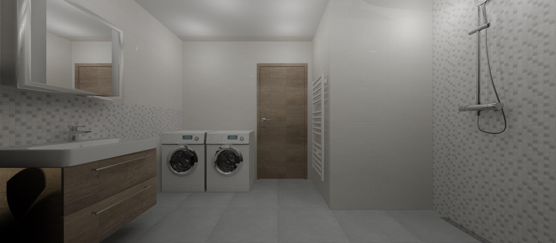 Koupelna přízemí - Obrázek č. 6