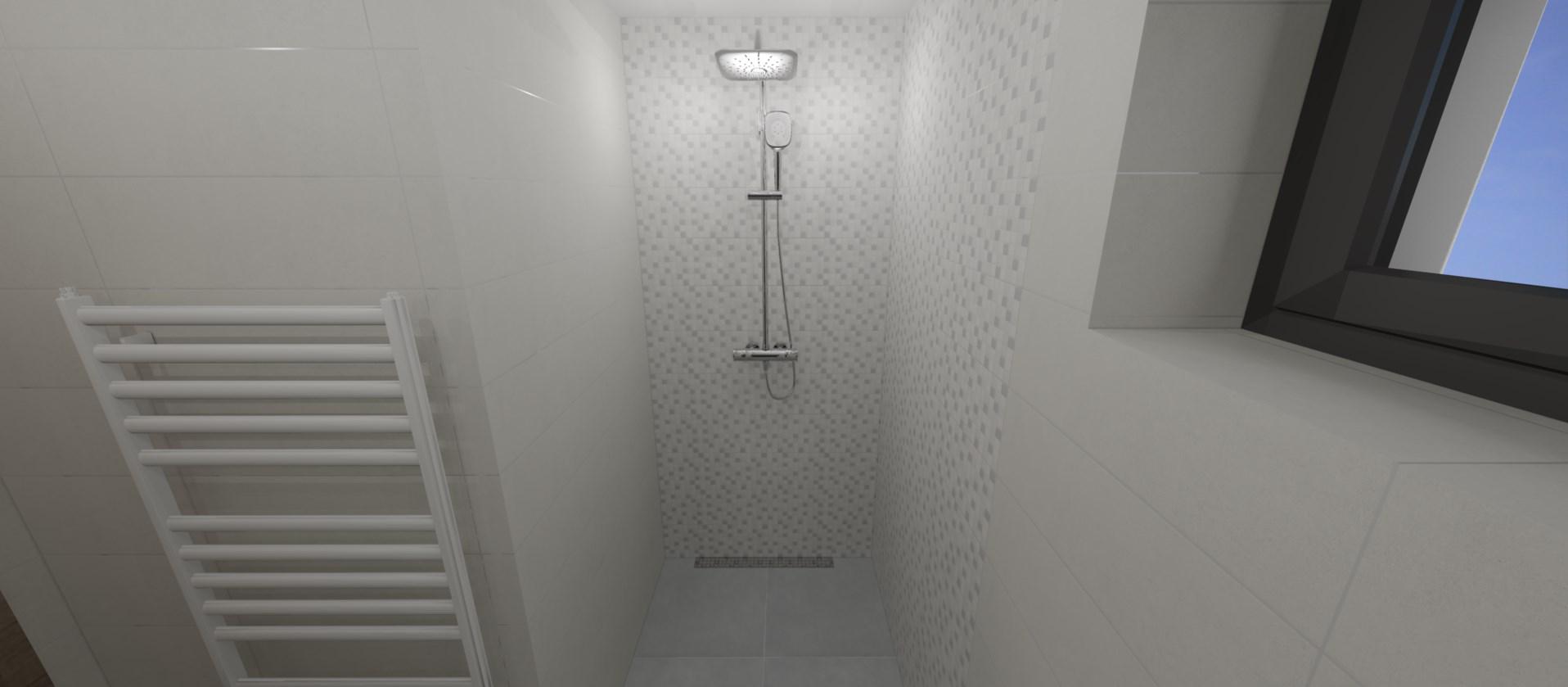 Koupelna přízemí - Obrázek č. 5