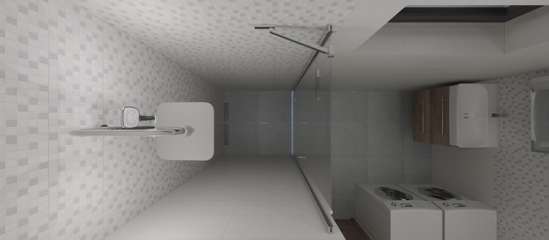 Koupelna přízemí - Obrázek č. 3
