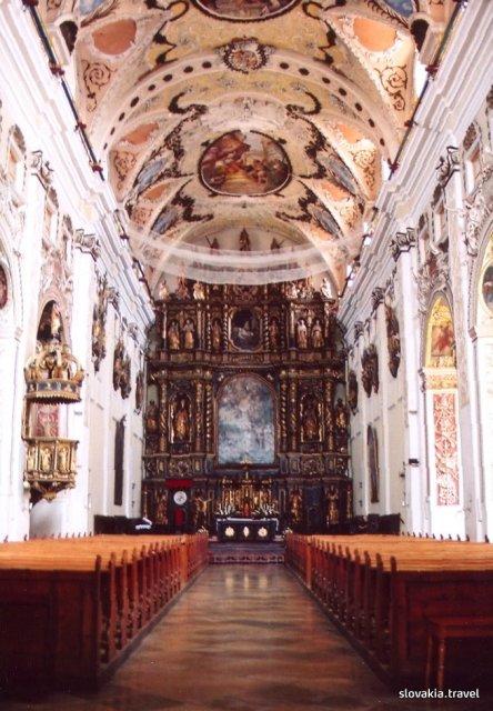 Z & M naše sny - Katedrála sv. Jána Krstiteľa v Trnave - miesto nášho obradu