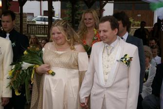 Posloucháme svatební řeč...