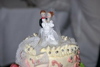Detail bratrova svatebního...