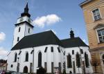 Místo obřadu: Kostel sv. Mikuláše ve Velkém Meziříčí
