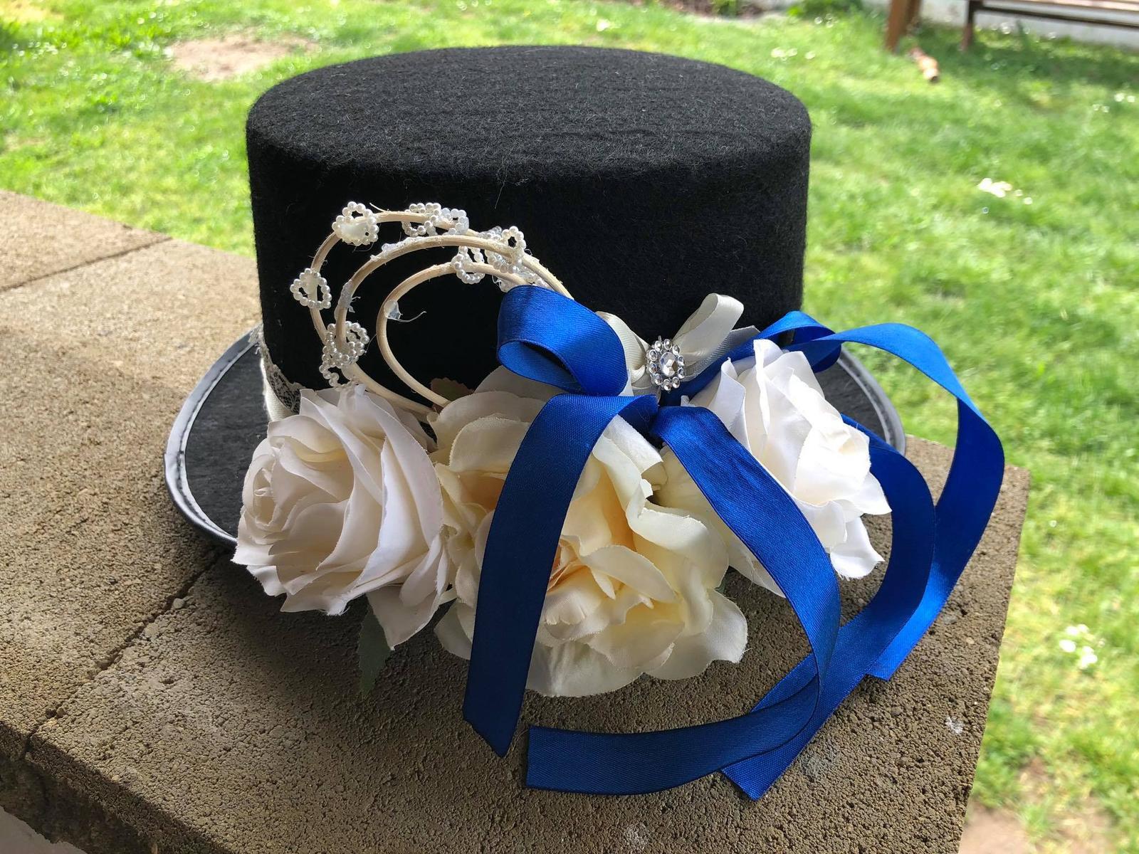 Nabízím dekoraci na modrou svatbu - Obrázek č. 34